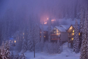 Ski Homes on Silver Star Mountain Resort