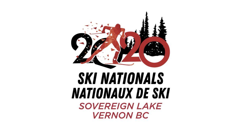 Ski Nationals At Sovereign Lake Nordic Centre