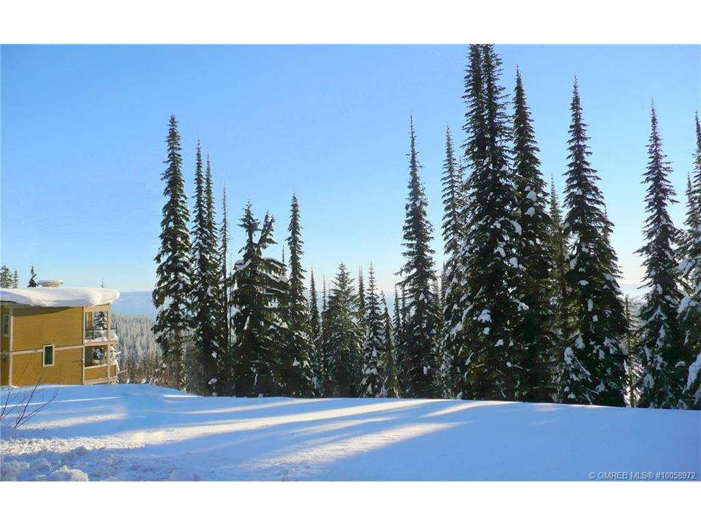 Lot 16-9883 Cathedral Drive, Silver Star, BC, V1B 3M1